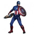 Hot Toys – The Avengers Movie Masterpiece Action Figure 1/6 Captain America