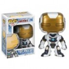 Iron Man Deep Space Suit: ~4″ Funko POP! 'Iron Man 3' Vinyl Bobble-Head Figure