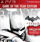 Batman: Arkham City (Game of the Year Edition) – PS3 Reviews