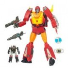 Transformers Universe SDCC 2011 San DIego ComicCon Exclusive Deluxe Figure Masterpiece Rodimus Prime Reviews