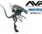 Hot Toys AVP Alien Queen 11″ Snap Kit Model Figure