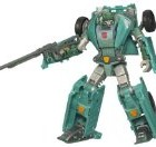 Transformers Generation Deluxe Class Sergeant Kup Figure Reviews