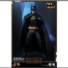 Hot Toys Batman Movie 1/6 Scale DX Batman 1989 Version 12″ Figure