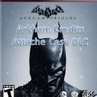 Batman Arkham Origins: Arkham Credits Attache Case DLC – PS3 [Digital Code]