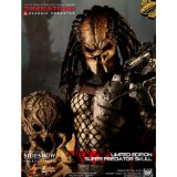 Classic Predator with Predator Skull 1:6 Scale Hot Toys Exclusive Figure Reviews