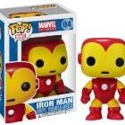 Iron Man: ~3.75″ Funko POP! Marvel Universe Vinyl Bobble-Head Figure