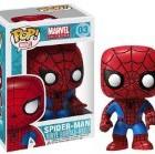 Spider-Man: ~3.75″ Funko POP! Marvel Universe Vinyl Bobble-Head Figure
