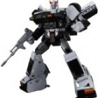 One with Transformers Masterpiece MP-17 Prowl amazon.co.jp limited benefits missile launcher (japan import)