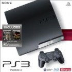 PlayStation 3 120GB System with Killzone 2 and inFAMOUS – 2009 Black Friday Bundle