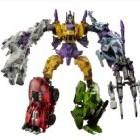 Transformers Generation 2 Decepticon Bruticus Combiner Set Reviews