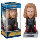 Thor ~6.2″ Bobble Head Figure: Avengers Wacky Wobbler Series