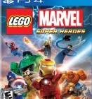 LEGO Marvel Super Heroes – PlayStation 4