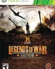 History: Legends of War Patton – Xbox 360