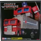 Transformers Optimus Prime + Trailer Masterpiece MP-04 Action Figure