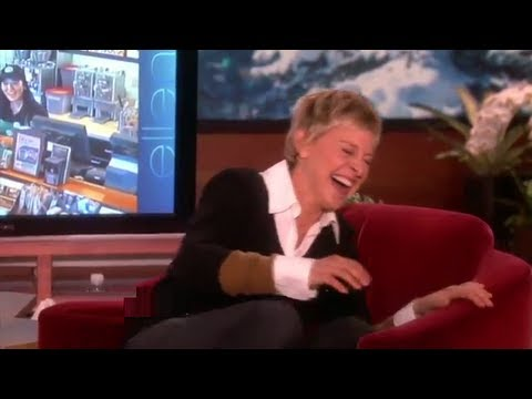 Favorite moments making ellen laugh on the ellen show - Ellen show videos ...