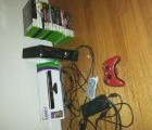 250gb Xbox 360 Elite and Kinect Bundle