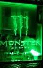 Xbox 360 Custom Monster Green LED Window Top Case – Plug & Play (Phat Consoles Only)