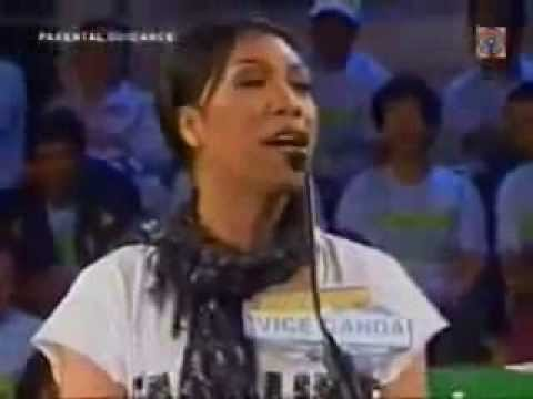 Vice Ganda Nahubuan on Wowowee -Funniest and Best video ever!!! (old