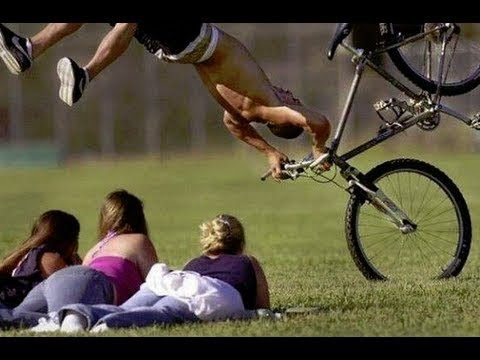 Most Funniest Video In The World Ever Funny Bicycle Fail Compilation