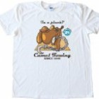 CAMEL TOWING SINCE 1969 – CAMEL TOE – Tee Shirt Anvil Softstyle White (XXL)