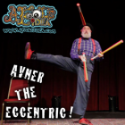Comedy, Hypnotherapy & Interactive Physical Theater With Avner the Eccentric: (A New Short Documentary Coming Soon)
