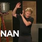 Conan Takes The ALS Ice Bucket Challenge