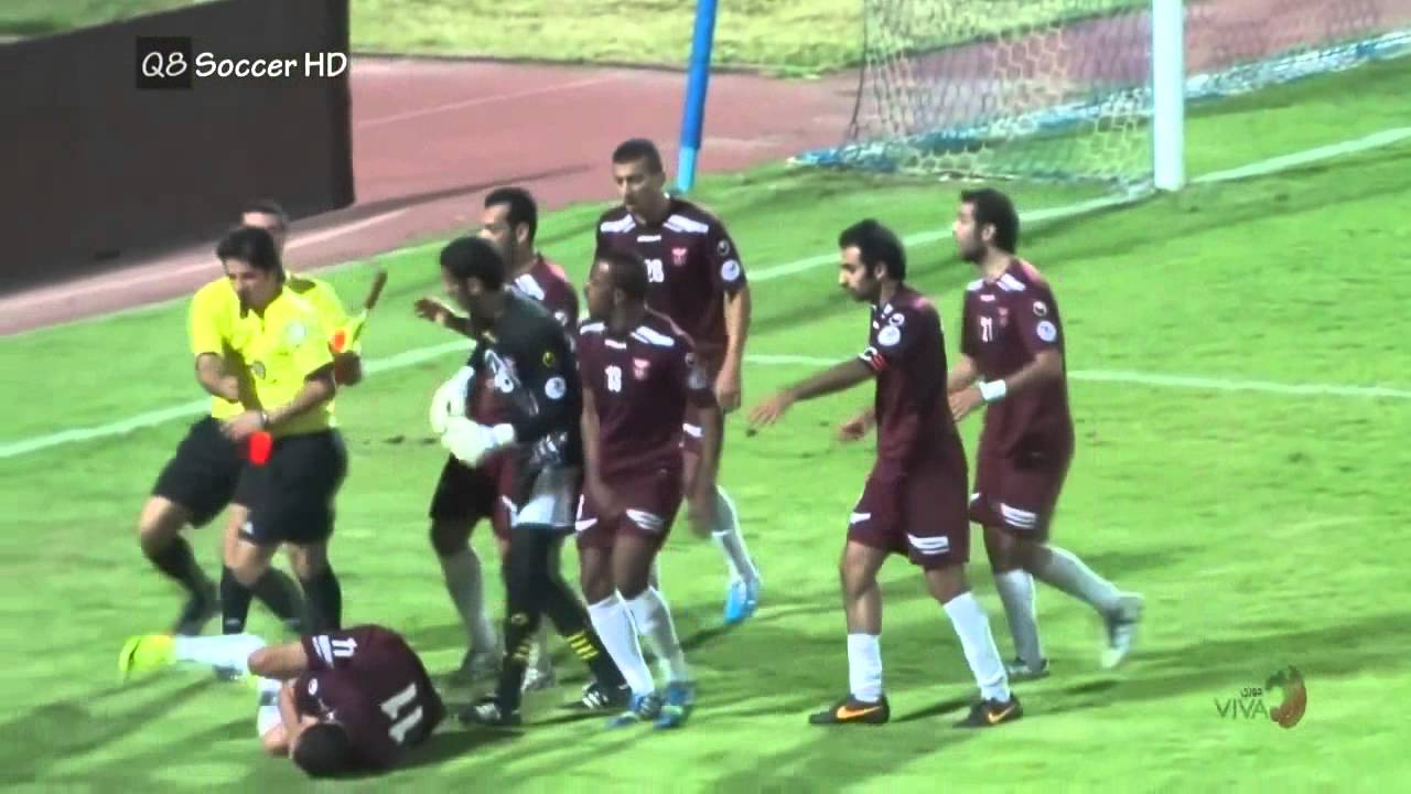 Referee Fight Against Players And Give Them Red Cards Funny Football Funny Moment