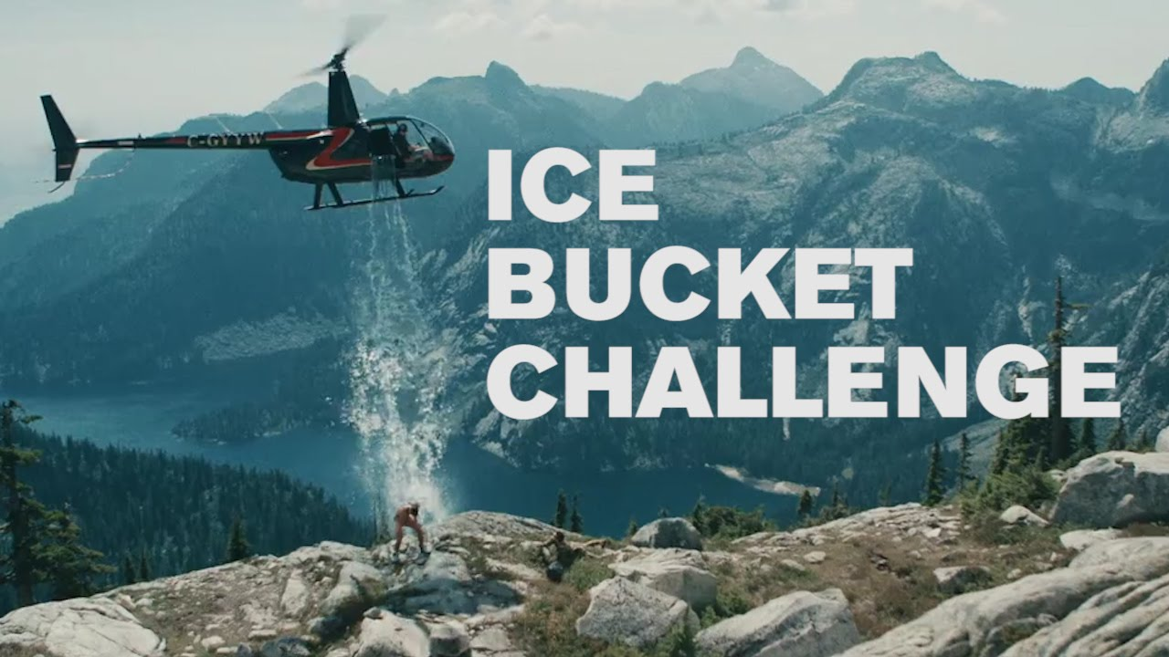 The Best Ice Bucket Challenges Makemelaughs Com