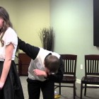 Zach & Charity First Place Duet Acting – Fine Arts 2013