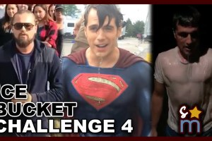 91 Celebs ALS Ice Bucket Challenge #4 – Cavill, DiCaprio, Eminem, Daniel Radcliffe, Josh Hutcherson