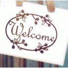 Custom and Outdoor Metal Welcome Signs