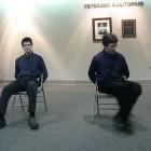 I. Wieser and Z. Murphy – Duet – Sherlock Holmes: Ten Minutes to Doom – KHS Speech Team