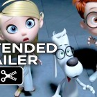 Mr. Peabody & Sherman Official Extended Trailer #2 (2014) – Animated Movie HD