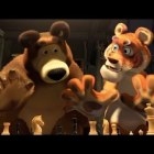 Маша и Медведь – Ход конем  (Серия 28) | Masha and The Bear (Episode 28)