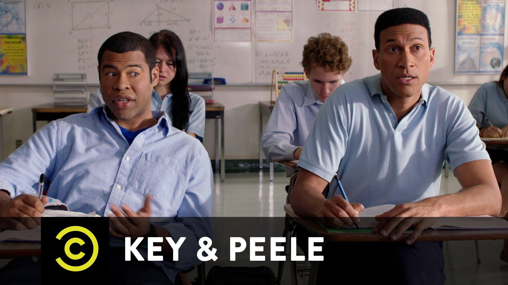 Key & Peele – High On Potenuse