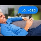 The 8 Most Dad Texts Ever Sent