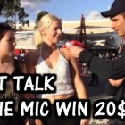 Don't Talk In The Mic And Win 20$