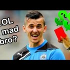 Joey Barton Life and Crimes – Fights, Red Cards, Funny