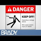2013 OSHA Safety Sign Standard Updated to ANSI Z535 Format