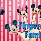 Mickey Mouse Cartoon Rhymes Finger Family Nursery Rhyme | English Nursery Rhymes 2D Animated