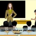 Teacher and Student Funniest Jokes.