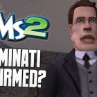 JOINING THE ILLUMINATI? – The Sims 2 Funny Moments #2