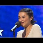 Alice Fredenham singing 'My Funny Valentine' – Week 1 Auditions | Britain's Got Talent 2013