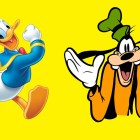 Donald Duck and Goofy Cartoon 2015