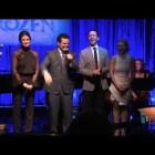 """Frozen"" stars sing live in Disney music celebration – Idina Menzel, Kristen Bell, Josh Gad"