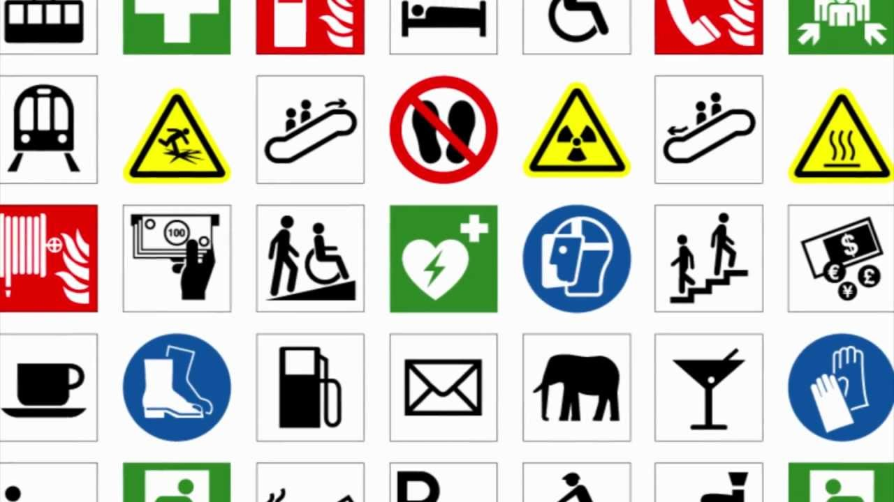 Iso Symbols For Safety Signs And Labels Makemelaughs