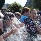 St. Vincent's Secondary School, Dundalk – Ice Bucket Challenge