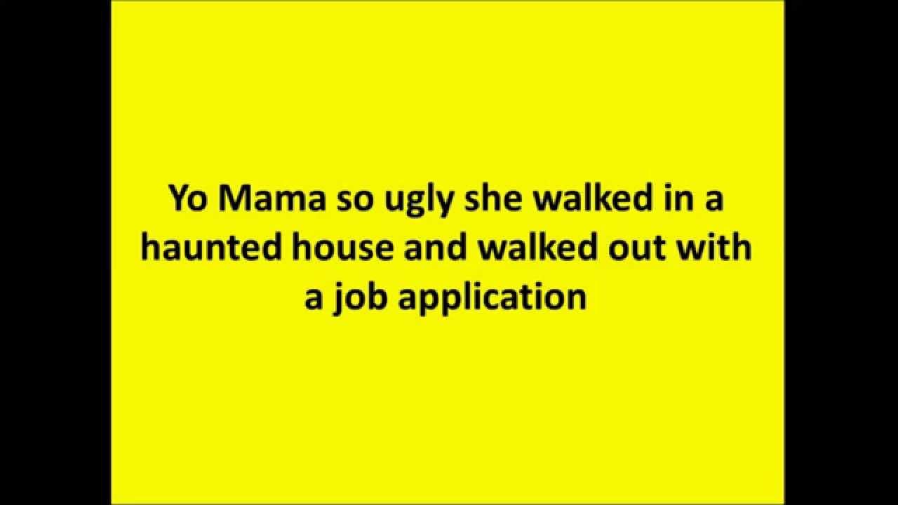 Top 100 yo mama jokes best funny volume collection makemelaughs com