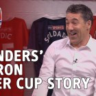 Dean Saunders' funny story of Ryder Cup fall-out with Big Ron