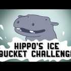 Ice Bucket Challenge…with a difference – Hippo & Croc